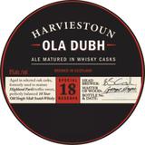Harviestoun Ola Dubh 18 Year beer