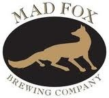 Mad Fox Hardly Ordinary beer
