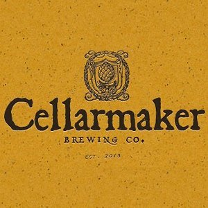 Cellarmaker Coffee and Cigarettes beer Label Full Size