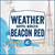 Mini confluence weather beacon red 1