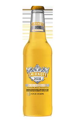 Smirnoff Ice Screwdriver beer Label Full Size