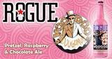 Rogue Voodoo Doughnut Pretzel, Raspberry & Chocolate Ale beer