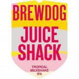 BrewDog Juice Shack beer