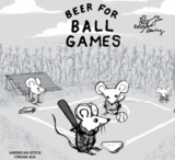 Off Color Beer For Ball Games beer