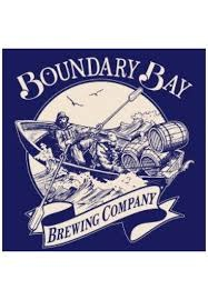 Boundary Bay Cedar Dust IPA beer Label Full Size