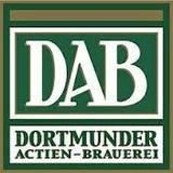 DAB Dortmunder Export beer