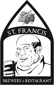 St Francis Pride Bourbon Barrel Scotch Strong Ale beer Label Full Size