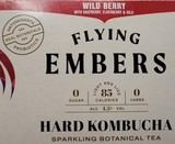 Flying Embers Wild Berry beer