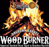 Jackie O's Woodburner beer