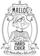 Maeloc Blackberry Cider Beer