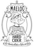 Maeloc Blackberry Cider Beer