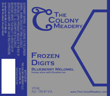 Colony Frozen Digits beer