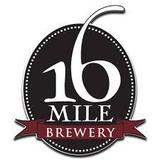 16 Mile Tiller Brown Beer