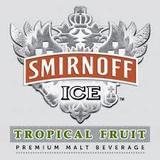 Smirnoff Ice Tropical Fruit beer