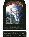 Lost Abbey Serpent's Stout 2013 beer