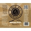 Nimble Hill Midnight Flinke Black & Tan beer