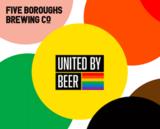 Five Boroughs United By Beer (2021) beer