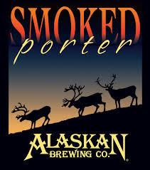 Alaskan Smoked Porter 2013 beer Label Full Size