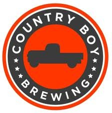 Country Boy Nate's Coffee Stout beer Label Full Size