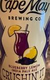 Cape May Crushin' It Blueberry Lemon beer