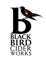 BlackBird Brut beer Label Full Size