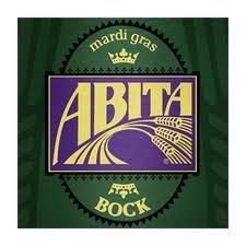 Abita Mardi Gras Bock beer Label Full Size
