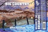 Breakside Big Country Beer