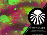 Great Falls Fruit Snack Raspberry Lime beer