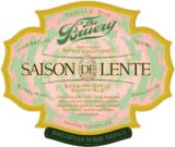Bruery Saison De Lente beer