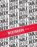 Westbrook Table Beer beer