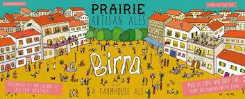 Prairie Artisan Birra beer Label Full Size