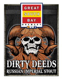 Great South Bay Dirty Deeds beer