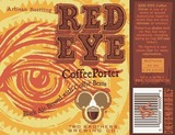 Two Brothers Red Eye Coffee Porter Beer