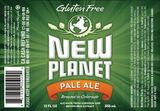 New Planet Pale Ale beer