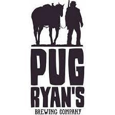 Pug Ryan's Hideout Helles beer Label Full Size