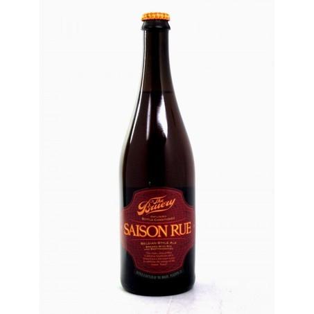 Bruery Saison Rue beer Label Full Size