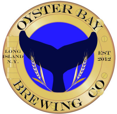 Oyster Bay Stout beer Label Full Size