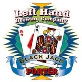Left Hand Black Jack Porter beer