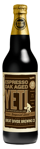 Great Divide Espresso Oak Aged Yeti Imperial Stout 2013 beer Label Full Size