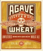 Breckenridge Agave Wheat beer Label Full Size