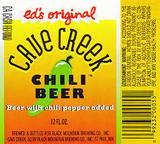 Cave Creek Chilli beer