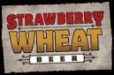 Lancaster Strawberry Wheat beer