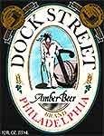 Dock Street Amber beer