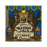 Neshaminy Creek Imperial Chocolate Mudbank Milk Stout beer