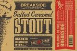 Breakside Salted Caramel Stout Beer