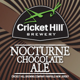 Cricket Hill Nocturne Chocolate Ale beer