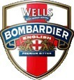 Wells & Young Bombardier beer Label Full Size