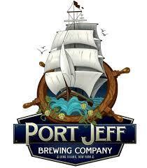 Port Jeff Ice Breaka Winter Warmer beer Label Full Size