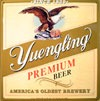 Yuengling Premium beer Label Full Size