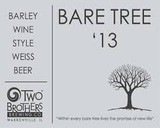 Two Brothers Bare Tree 2013 beer